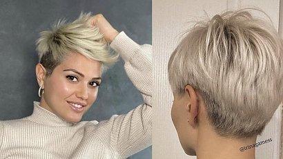 W jaki sposób stylizować fryzurę pixie bob?