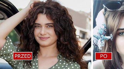 """Narin z """"Przysięgi"""" w odmienionej fryzurze! W takim wydaniu Yağmur Sahbazova nie przypomina żony Kemala!"""