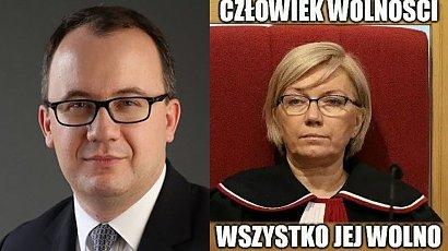 Szokujący wyrok Trybunału Konstytucyjnego: Adam Bodnar jako Rzecznik Praw Obywatelskich niezgodny z konstytucją. Powstały memy