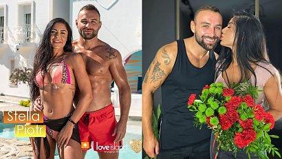 """Piotr i Stella z """"Love Island"""" zamieszkali razem! Pokazali, jak wyglądają ich pierwsze wspólne chwile w stolicy"""