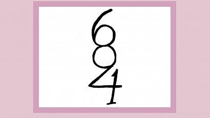 Ile cyfr dostrzegasz na rysunku? Ponad 90% internautów nie potrafi wskazać wszystkich! A Ty?