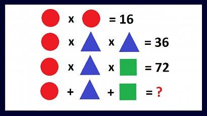 Jaka liczba kryje się pod znakiem zapytania? Matematyczna zagadka podzieliła internautów!