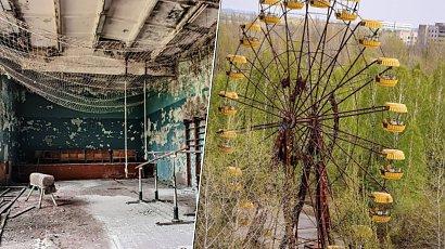 35 lat temu doszło do katastrofy jądrowej w Czarnobylu. Jak dziś wygląda opuszczone miasto?