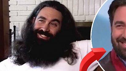 Przez 6 lat nie ścinał włosów i się nie golił. Jego metamorfoza jest powalająca! Zupełnie nowy mężczyzna!