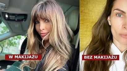 """Agnieszka Dygant pokazała się bez makijażu! """"Jako kobieta jesteś jak jakaś galareta bez kształtu"""""""