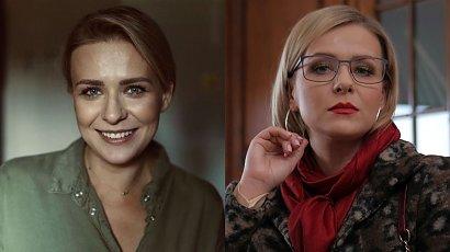 Pierwsza miłość: Aneta Zając przeszła metamorfozę! Teraz nosi okulary i stroje w panterkę!