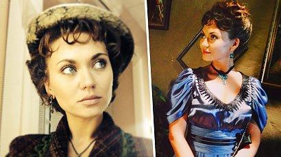"""Jaka prywatnie jest Anfisa z """"Kozackiej miłości""""? Anna Salivanchuk ma dwóch synów i zachwyca urodą!"""