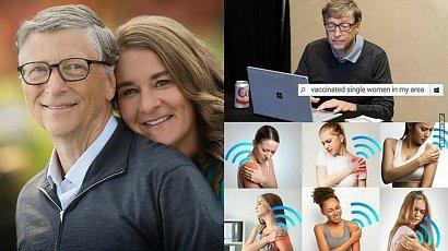 Bill Gates rozwodzi się, a więc został singlem! Internauci tworzą memy!