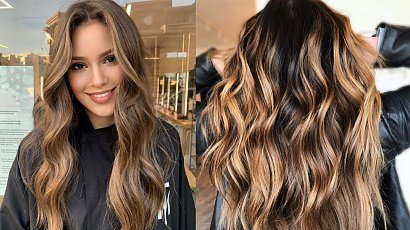 Color Sweep - najgorętszy, fryzjerski trend tego sezonu!