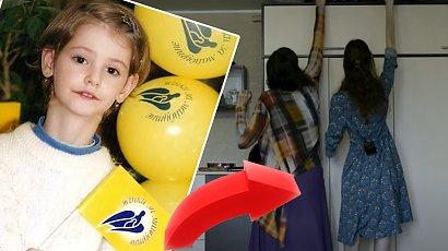 Mierzy ponad 2 metry i ma 18-centymetrową szyję. Dziewczyna łabędź z Ukrainy!
