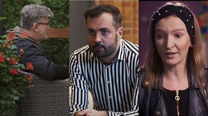 """Ślub od pierwszego wejrzenia: Rozmowa eksperta, Piotra Mosaka z Karolem oburzyła internautów! """"To było tak żenujące"""""""
