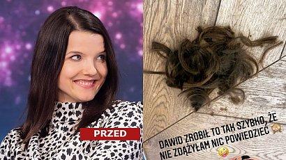 Joanna Jabłczyńska zmieniła fryzurę! Ma teraz stylowego short boba! Nożyczki poszły w ruch