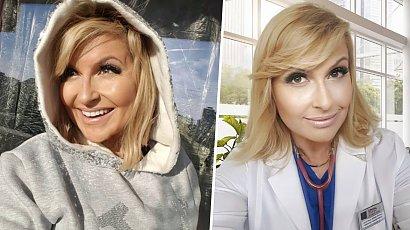 """Katarzyna Skrzynecka w odmienionej fryzurze! """"Boskie te loki, najlepsza fryzurka ever"""" - chwalą fani"""