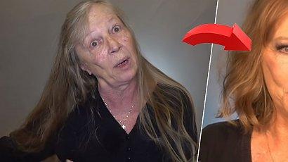 62-latka przeszła oszałamiającą metamorfozę! Long bob i miodowy blond odjęły jej 20 lat. SZOK!