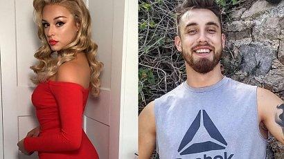 """""""Love Island"""" - Ania Burska ma nowego trenera - to Maciej Dąbrowski! Czy łączą ich tylko treningi na siłowni?"""