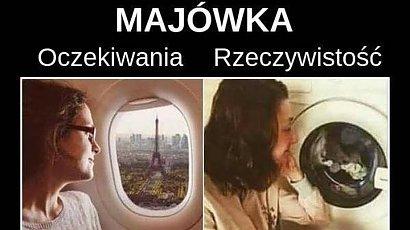 Majówka 2021 będzie inna niż wszystkie! Oto najlepsze memy!