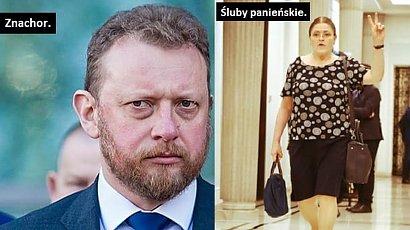 """Co gdyby polscy politycy byli lekturami szkolnymi? Powstały memy! Szumowski """"Znachorem"""", a Morawiecki?"""