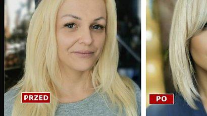 Nowa fryzura zupełnie odmieniła tę kobietę! W long bobie i platynowym blondzie jest nie do poznania! SZOK!