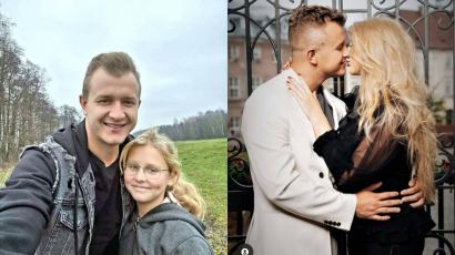 Synek Dawida Narożnego ma już 6 miesięcy. Coraz bardziej podobny do taty? Mamy nowe zdjęcie!