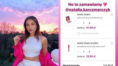 Team X - Natsu: Youtuberka tuż po skandalu wypuszcza linię kosmetyków dla Hebe!