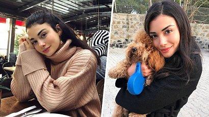 """Reyhan z """"Przysięgi"""" w młodości! Tak Özge Yağız wyglądała jako mała dziewczynka! Ale urocza!"""