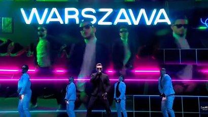 Eurowizja 2021: Jeden szczegół z występu Brzozowskiego oburzył internautów! Też to widzisz?