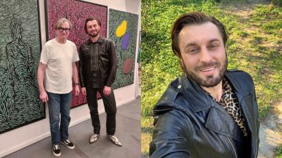 """""""Królowe Życia"""" - Rafał Grabias pokazał nową miłość: """"Znamy się tylko dwa miesiące"""" - przyznaje"""