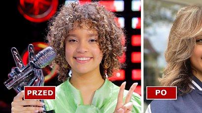"""Sara Egwu-James już tak nie wygląda! Zwyciężczyni """"The Voice Kids"""" ma blond refleksy i proste włosy!"""
