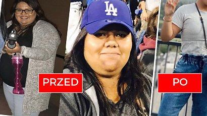 Były wyzwał ją od grubasów i upokorzył publicznie. Zawzięła się i schudła... 63 kg! Ale przemiana!