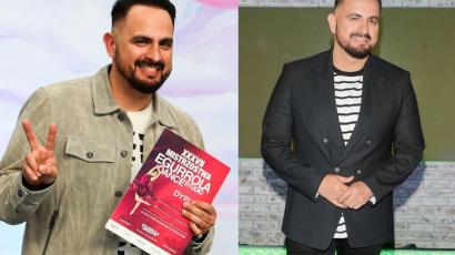 """Agustin Egurrola pokazał nowe zdjęcie synka. Fryzura chłopca zachwyciła fanów:""""Cudowny. Cały tatuś"""" - orzekli internauci"""