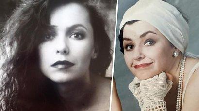 Znana aktorka pokazała zdjęcie z młodości! Poznajesz, kim jest ta piękna, młoda dama?