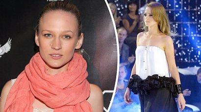 """Jak dziś wygląda Aleksandra Kuligowska z """"Top Model""""? Ma krótkie, blond włosy i... została mamą!"""