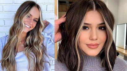Face-Framing - najmodniejsza koloryzacja tego sezonu! Koniecznie sprawdź, na czym polega ten fryzjerski trend!