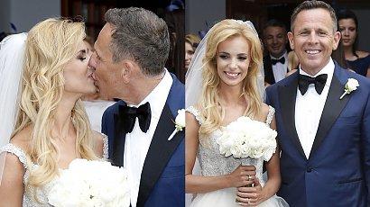 Śluby gwiazd: Izabela Janachowska 7 lat temu wzięła ślub! Przypominamy, jaką miała suknię ślubną! Ile kosztowała?