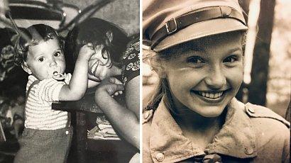 Znana gwiazda pokazała zdjęcie z dzieciństwa! Poznajesz, kim jest ta urocza dziewczynka?