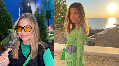 Julia Wieniawa - ile kosztują jej greckie wakacje? Będziesz w szoku!