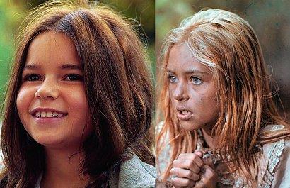 """Pamiętasz Nel z """"W pustyni i w puszczy""""? Karolina Sawka przeszła metamorfozę. W nowej fryzurze wygląda zupełnie inaczej"""
