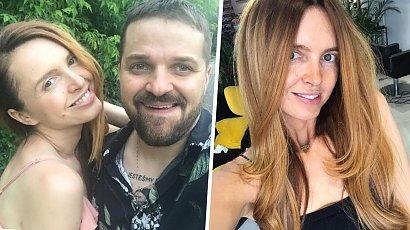 """Katarzyna Burzyńska pokazała córkę! """"Jaka ona jest cudna, prześliczna"""" - chwalą fani. Co za fryzura!"""