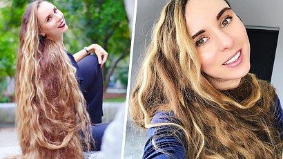 Mężczyźni szaleją na punkcie jej długich włosów! Fryzura tej Ukrainki robi furorę w sieci!