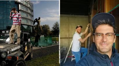 Kuba Wojewódzki pokazał swoje zdjęcie sprzed 17 lat!