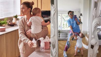 """Maffashion w bikini 9 miesięcy po porodzie:""""Super, że bez filtra i upiększeń, doceniam"""" - komentują fanki"""