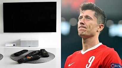 Kibic nie wytrzymał! Wyrzucił telewizor przez okno po przegranym meczu Polska-Szwecja na Euro 2020!