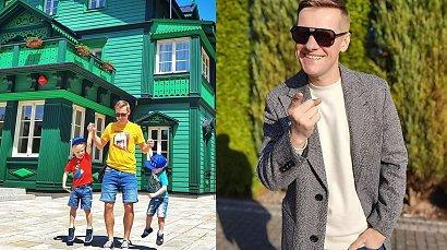 Marcin Mroczek pokazał, jak mieszka. To prawdziwy dom rodzinny.