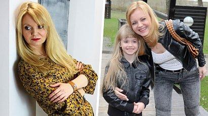 """Olga Borys pochwaliła się córką w """"DDTVN""""!  Mira ma już 15 lat! Po kim odziedziczyła urodę?"""