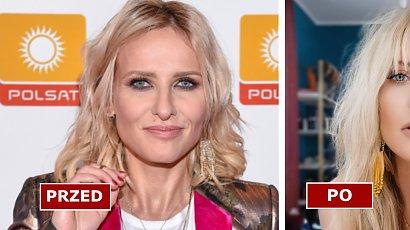 Patrycja Markowska zmieniła fryzurę! Wokalistka zafundowała sobie grzywkę. Jest efekt WOW?