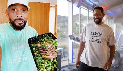 Will Smith przechodzi na dietę! Co się dzieje z aktorem?