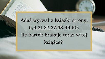 Logiczna zagadka, która pobudzi Twój mózg do działania! Znasz poprawną odpowiedź?