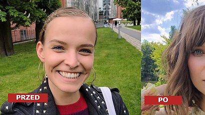 """Zuzanna Kołodziejczyk z """"Top Model"""" ma short boba z grzywką! Dobrze jej w nowej fryzurze?"""