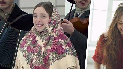 """Gruszeńka z """"Kozackiej miłości"""" zachwyciła widzów! Jak wygląda na co dzień Tatiana Lyalina?"""