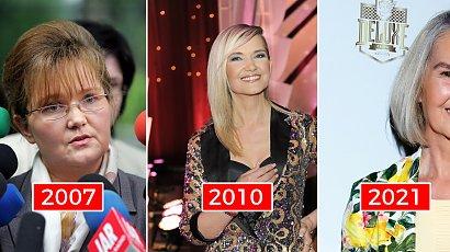 Pamiętacie metamorfozę Anny Kalaty? Jak dziś wygląda 57-latka? Ma long boba i popielaty blond
